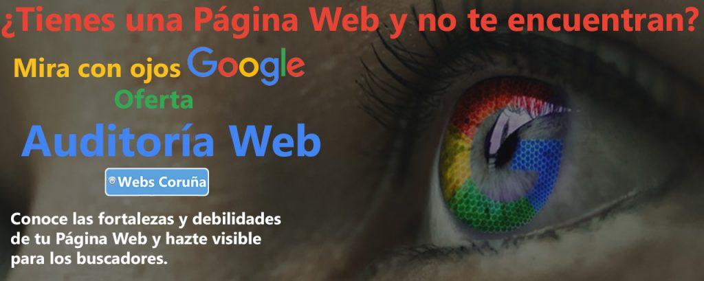 Con los Ojos de Google