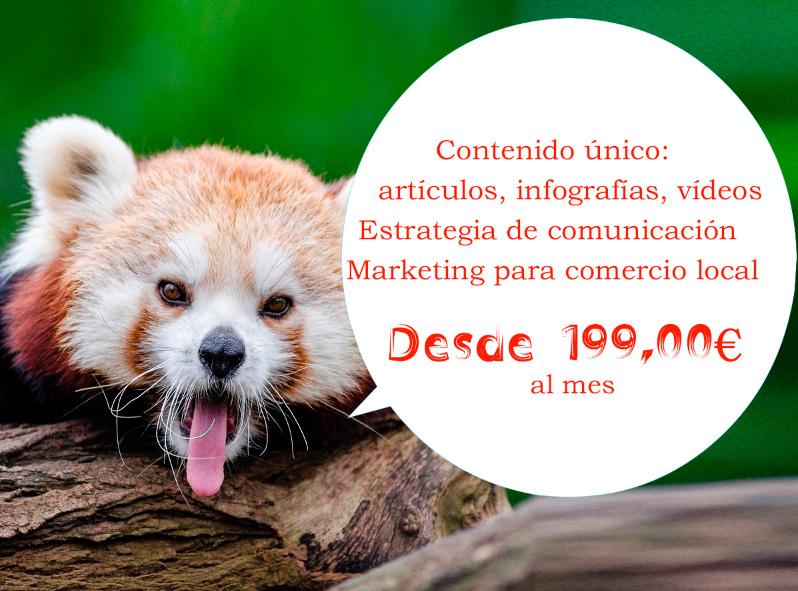 Oferta gestión redes sociales